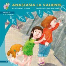 Portada de Anastasia la valiente